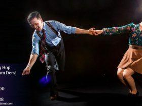 Lindy Hop & Swing Sınıfımız 1 Mart Perşembe Başlıyor