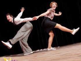 Swing – Lindy Hop dersi başlıyor!